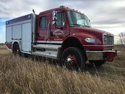 100 Nation Trucks Sturgeon Lake First Fort Garry Fire Fire Rescue
