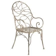 Viticcio Metal Garden Chair - OKA U.S. Safavieh Outdoor Living Abia White Wrought Iron Tree Bench 50 Whimsical Outdoor Wedding Reception With Market Lights And Cross Buy Dedon Mu Lounge Chair Online Clima Oak Leaf Wind Weather Faux Queen Anne Metal Garden Chairs For Sale At 1stdibs Amazoncom Kids Wooden Whimsical Aries The Ram Engraved Lets Do Ding Making It Lovely Shop Contemporary 37 Inch Red Wire By Studio Breezy And The Beautifully Contoured Frame On This Bright Scene Child Size Stock Photo Edit Now