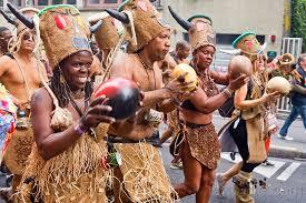 Choukaj At The Carnaval Tropical De Paris