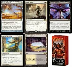 Common Mtg Deck Themes by Mtg Realm 2014 09