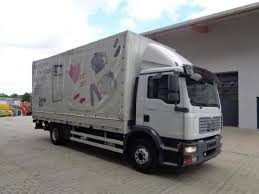 Man TGM15.240 Curtain Side Van & Truck Used By TBSI - This Offer Has ...