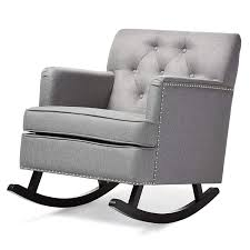 Amazon.com: Baxton Studio Bethany Modern & Contemporary Fabric ... Famous For His Rocking Chair Sam Maloof Made Fniture That Had Amazoncom Baxton Studio Bbt5199grey Yashiya Mid Century Retro Ideas 14 Awesome Modern Designs For Your Handmade Chairs The Weeks Rocker Design Browse Autoban Products 10 Best 2019 Choice Foldable Zero Gravity Patio How To Reupholster An Arm Hgtv Christopher Knight Home 302188 Hank