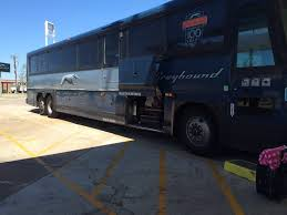 Does Greyhound Bus Have Bathrooms by Greyhound Bus Lines Transportation 1948 E Reno Ave Oklahoma