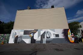 Big Ang Mural Petition by First Ever Street Mural By A Blind Artist For World Sight Day