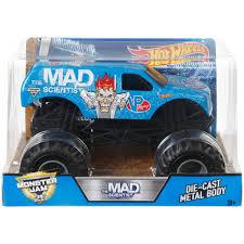 100 Hot Wheels Monster Jam Trucks List 124 Vehicle