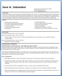 Captivating Sample Resume For Community Pharmacist With Additional Objective Hospital