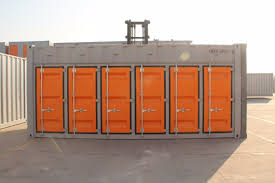 100 Shipping Container 40ft Hot Item 20FT Side Open Storage 40FT Self Storage
