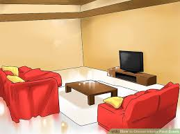 Warm Colors For A Living Room by 4 Ways To Choose Interior Paint Colors Wikihow