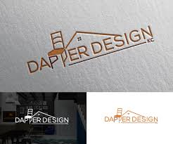 100 Kc Design Modern Upmarket Interior Logo For Dapper KC