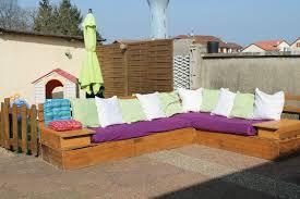 fabrication canapé palette bois fabrication canape en palette maison design sibfa com