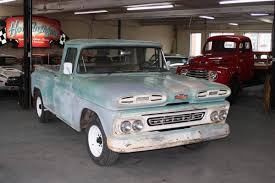1961 Chevrolet Apache For Sale #2085097 - Hemmings Motor News ... 1961 Chevrolet Corvair Rampside Pickup S147 Salmon Brothers 1969 12ton Connors Motorcar Company Chevy C10 Short Bed Youtube New Used Cars Trucks Suvs At American Rated 49 On Home Farm Fresh Garage Apache For Sale Classiccarscom Cc1043884 Studebaker Champ Wikipedia Featured Of The Month Jim Carter Truck Parts Can 6266 Dual Side Molding Fit 6061 The 1947 Present C10 Cc1118649 Chevyparts South Africa