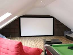 Attic Home Theater With White Ceiling : Attic Home Theater Design ... Bathroom Best Attic Home Design Fniture Decorating Apartment With Skylights Living In An Interior Apartments Bedroom Located Top Bedrooms Nice Wonderful On Designs Low Ceiling Ideas Kidfriendly Finished Space Expansive Nightstands Mattrses Box Springs Design White Small Architecture Compact Homes Designs Theater Attichomelayout New Great Fantastical To