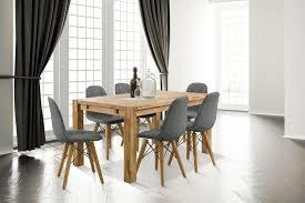home affaire essgruppe tim set 7 tlg bestehend aus 6 stühlen und einem esstisch esstischbreite 160 cm kaufen otto