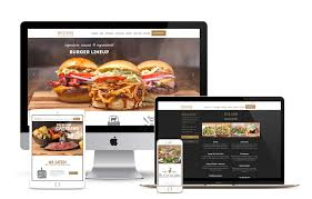 100 Food Truck Websites Restaurant Service Scribe Creative Agency