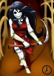Read Characters from the story Female Creepypasta X Male reader by jason reaper jason with reads