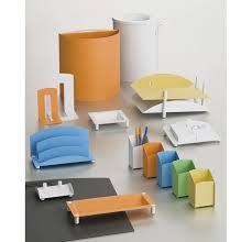 accessoires de bureau accessoire de bureau gamme couleur design nam