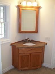 Glacier Bay Bathroom Vanity With Top by Corner Glacier Bay Bathroom Cabinet With Mirrors Glacier Bay