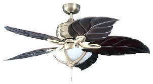 palm ceiling fan blade ceiling fan design ornamental details