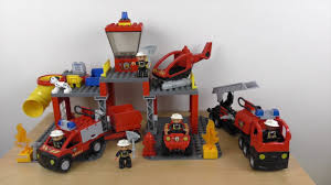 Lego Duplo Fire Station 5601 Review Build Instruction - YouTube Lego Duplo 5682 Fire Truck From Conradcom Amazoncom Duplo Ville 4977 Toys Games City Town Fireman 2007 Sounds Lights Lego Station Funtoys 10592 Ugniagesi 6168 Bricks Figurines On Carousell Finnegans Gifts Baby Pinterest Trucks Year 2015 Series Set Fire Truck With Moving 10593 5000 Hamleys For And 4664