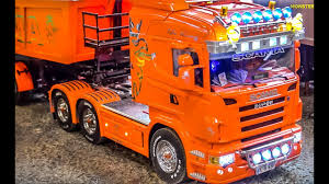 100 Rc Trucks For Sale RC Truck SPECIAL Fantastic RC Scania Trucks In Action YouTube