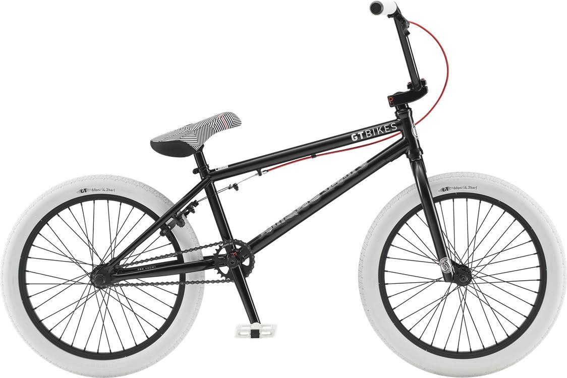 2020 GT Performer BMX Bike - Black