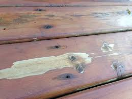 do i need to sand my entire deck before staining home