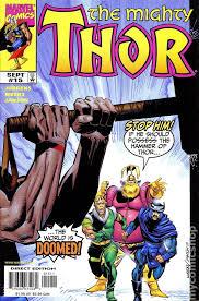 Thor 1998 2004 2nd Series 15