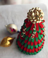 Christmas Tree Toppers To Make by How To Make A Ribbon Christmas Tree A Creative Yarn