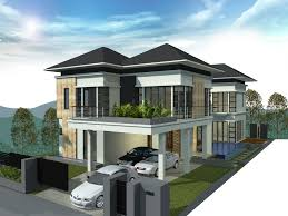 100 Bungalow Design Malaysia Modern House In Interior