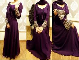 Model Dress Is Very Simple