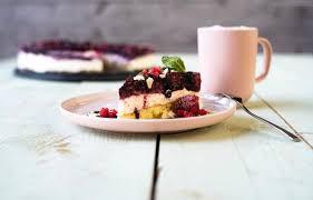 rote grütze kuchen mit schmandcreme