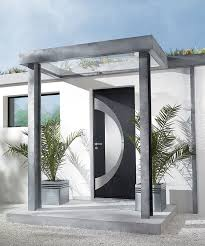 porte d entrée aluminium atlantide 15 porte aluminium design