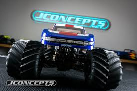 100 Bigfoot Monster Truck History Inside Look To The 21 Inspired MT Build JConcepts