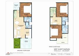 100 Beautiful Duplex Houses 2030 House Plans South Facing Inspirational 2030 2 Bedroom
