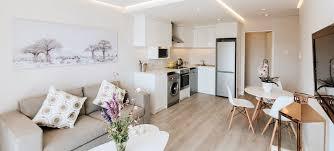 100 Projects Contemporary Furniture Apartment Constantia Interiors