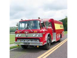 1986 Ford C8000 Firetruck Hauler For Sale | ClassicCars.com | CC-889295