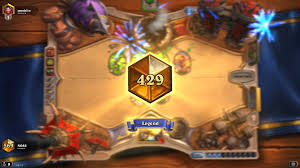 Anti Aggro Deck Hearthpwn by Gvg Legend 124 Control Pali With Aggro Potential Hearthstone Decks
