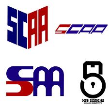 Flyer 3 Letter Logos Ideas