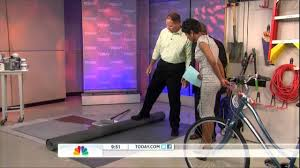 Racor Ceiling Mount Bike Lift by Racor The Today Show May 22 2012 Youtube