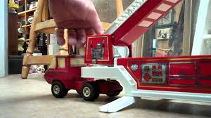 100 Old Fire Truck For Sale Toy Truck For Sale Vintage Cab And Tonka Hook And Ladder 1983