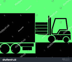 100 Pickup Truck Warehouse 8 Stock Vector Royalty Free 356439794