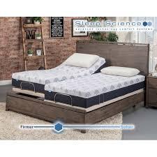 Adjustable Split Queen Bed by Sleep Science 10