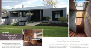 100 Residential Architecture Magazine Builders Choice Interviews Neil Neil Cownie Architect