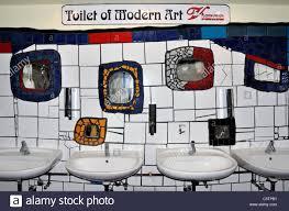 toilette der modernen kunst friedensreich hundertwasser