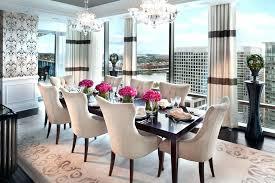 Modern Dining Room Sets Formal Table Seats Furniture Se