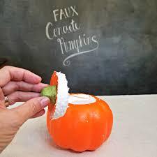 Carvable Craft Pumpkins Wholesale by Faux Concrete Dollar Tree Pumpkin Do Dodson Designs