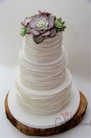 20 Succulent Wedding Cake