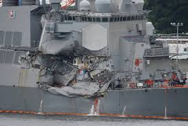 Uss America Sinking Photos by Hacking And Gps Spoofing Involved In Navy Accidents Business Insider