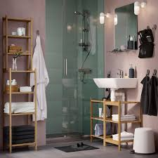 alles für ein frisches funktionales badezimmer ikea