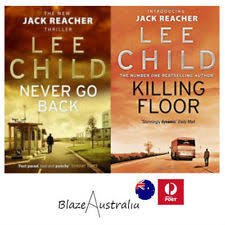 Jack Reacher Killing Floor Read Online by Lee Child Books Ebay